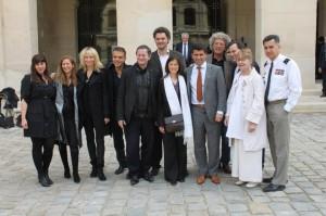 L'équipe artistique de Opéra en Plein Air 2013