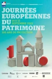 Journées Européennes du Patrimoine 2013