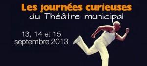 Les journées curieuses du théâtre - Fontainebleau