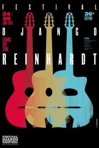 36 ème Festival Django Reinhardt