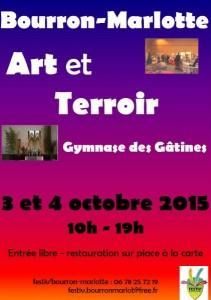 Art et terroir à Bourron-Marlotte