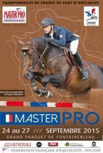 Master Pro championnats de France de saut d'obstacles au Grand Parquet