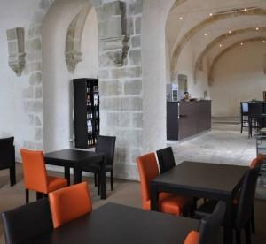 Restaurant l'Orangerie au château de Fontainebleau