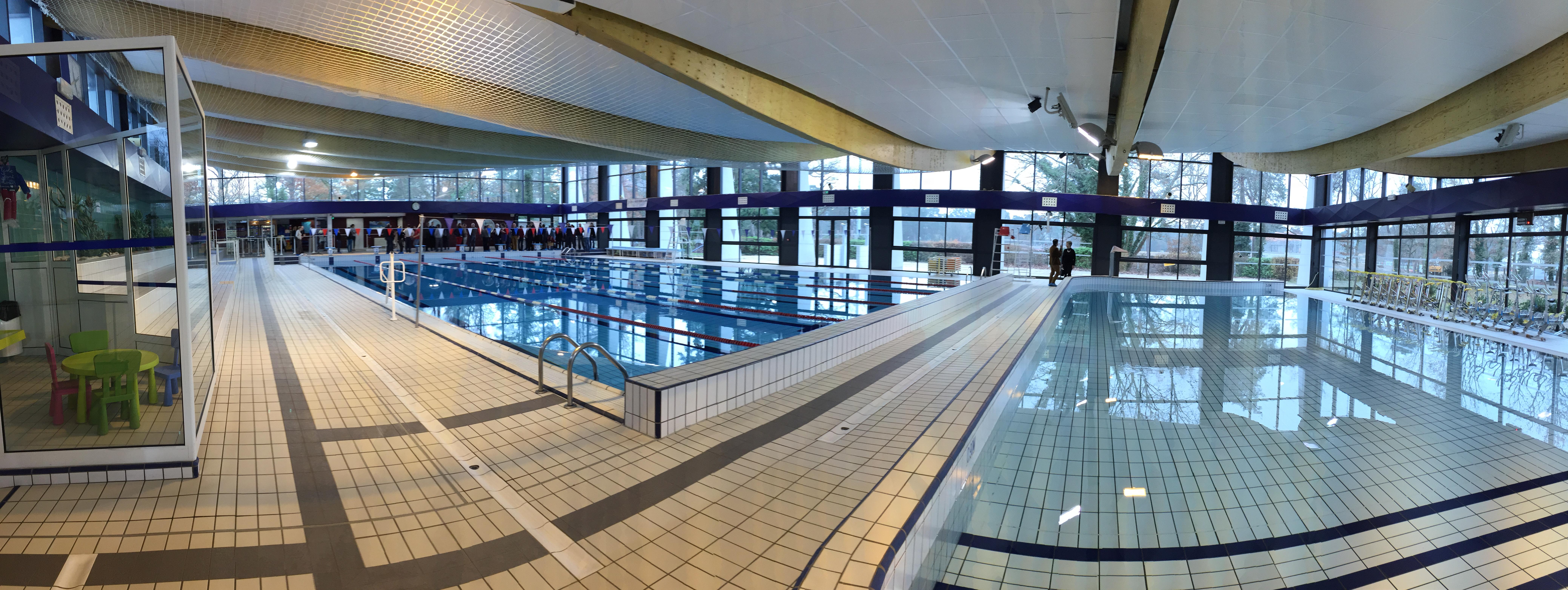 incroyable Réouverture de la piscine de la Faisanderie