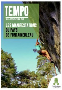 Tempo les manifestations du pays de Fontainebleau