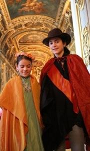 Carnaval au château de Fontainebleau