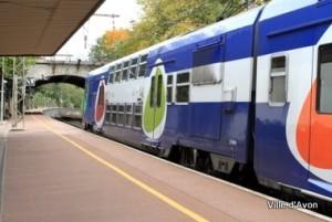 Gare de Fontainebleau et Avon