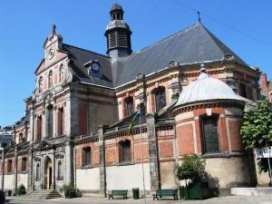 église saint-louis fontainebleau
