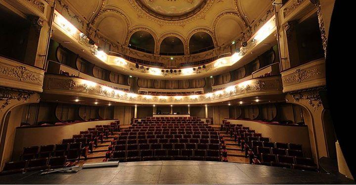 Fontainebleau Tourisme shared Festival Jazz au Théâtre's post
