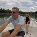 Des vacances en Pays de Fontainebleau. Un joli film de famille et des moments…