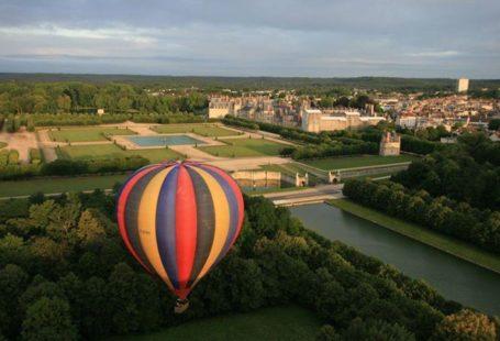 Découvrir la forêt de Fontainebleau en la survolant! Merci au Club Balad'Pass pour la…