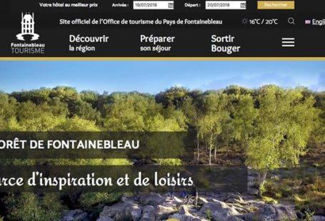 Hôtels/Séjours: Fontainebleau Tourisme s'est associé à PILGO pour vous permettre de réserver en ligne…