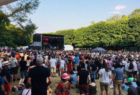 Fontainebleau Tourisme shared Festival Django Reinhardt's photo