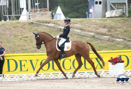 «C'est dans la légèreté que repose l'équitation savante»