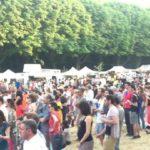 Un très beau festival dans un grand décor ! Et le temps était au…