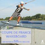 Demain samedi 30 juin, encouragez les champions de wakeboard ! Et de 13h30 à…