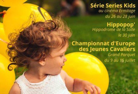 Vos enfants vont adorer les événements organisés autour de Fontainebleau en ce début d'été…