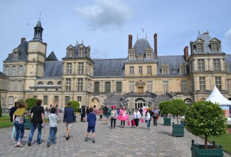 Fontainebleau Tourisme shared Festival de l'Histoire de l'Art's post