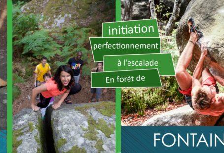 Fontainebleau Tourisme shared Globe Climber's post