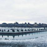 ️Destination Romance. Le château de Fontainebleau sous la neige. Un week-end à programmer? pour…