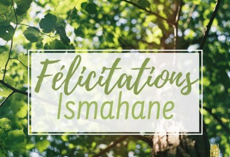 #Fontainebleautourisme félicite Ismahane, grande gagnante de notre jeu concours Week-end Sensations. Merci à l'ensemble…