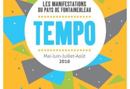 Retrouvez bientôt le Tempo de l'été 2018 !