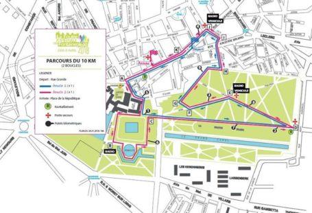 Fontainebleau Tourisme shared La Foulée Imperiale De Fontainebleau's post