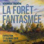 Du 17 au 24 mars, Veronique Duchene expose au Théâtre municipal de Fontainebleau. Le…