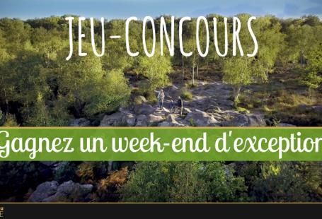 Le Pays de Fontainebleau révèle votre vraie Nature ! Participez à notre jeu-concours pour…
