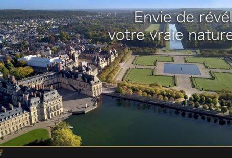 J-4 Fontainebleau Tourisme vous invite à vivre l'expé #tourisme #PaysdeFontainebleau #destination Communauté d'agglomération du…