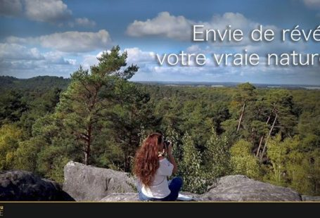 J-5 Fontainebleau Tourisme vous invite à vivre l'expé #tourisme #PaysdeFontainebleau #destination Communauté d'agglomération du…