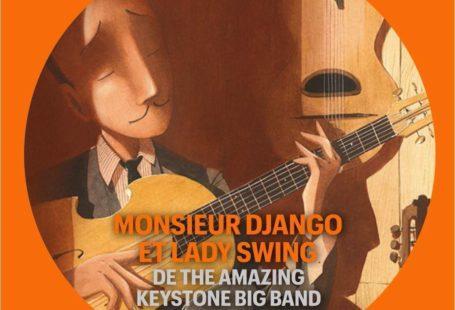 Le Pays de Fontainebleau aime Django Reinhardt et le jazz! Recommandé par #Télérama et…