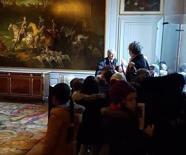 Fontainebleau Tourisme shared Les Amis du château de Fontainebleau's post