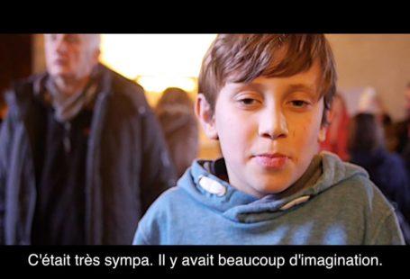 Fontainebleau Tourisme shared Château de Fontainebleau's video
