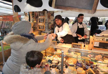 «L'art de vie à la Française», c'est aussi la rencontre avec des producteurs locaux…