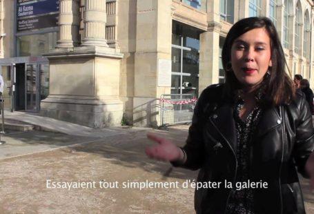A dé D'où vient l'expression «épater la galerie»… Petit indice : à #Fontainebleau, aussi,…