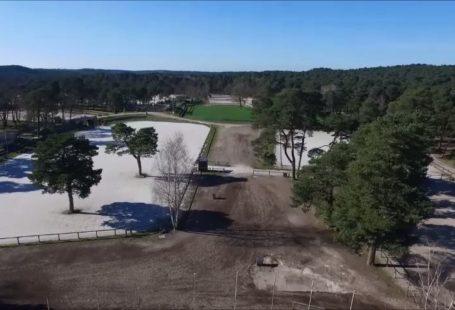 Fontainebleau Tourisme shared Fontainebleau – Le Grand Parquet's video