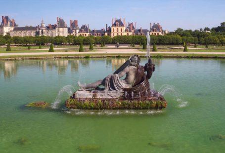 Fontainebleau Tourisme shared J'aime la France's video