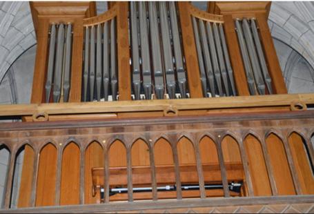 Fête et manifestation Concert à Bourron-Marlotte L'Académie d'Orgue de Bourron-Marlotte vous présente six (6)…
