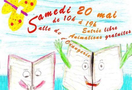 Un salon dédié à la littérature jeunesse, Samedi 20 Mai à Héricy, Salle de…