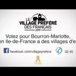 Bourron-Marlotte, village préféré des Français 2019, à vous de voter jusqu'au 21 Mars! Parce…