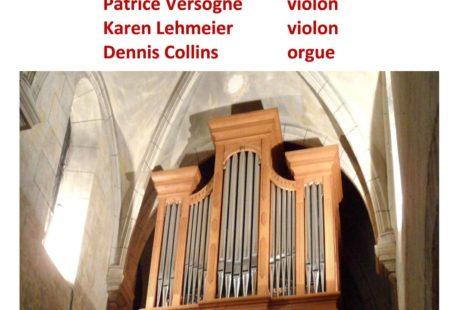#Concert Les amis de l'orgue de Bouron-Marlotte vous invitent au concert soprano de l'ensemble…