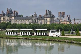 #SORTIE : Le petit train du Château de Fontainebleau – Officiel est de retour…