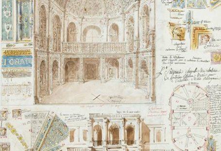 J-12 :) L'exposition Charles Percier débute bientot au Château de Fontainebleau – Officiel >>>…