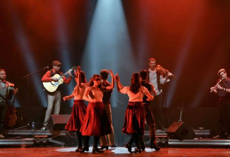 Le vendredi 10 mars, célébrez la St Patrick avec le spectacle de musiques et…