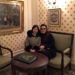 ** PRESSE ** Fontainebleau Tourisme a accueilli aujourd'hui, en partenariat avec Paris Tourisme, 12…