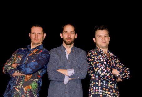 #Evénement: Découvrez le trio Stick Staff composé de Florian BELLECOURT, Anthony GIROD-DAVID et Thibaud…