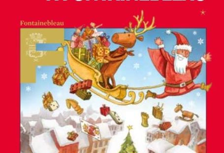 Noel en jeux à Fontainebleau du 17 au 31 décembre ! On vous attend…
