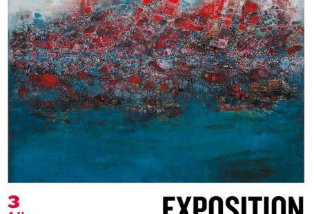 #EXPOSITION: Venez découvrir l'artiste peintre Chantal Bir à l'espace Comairas à Fontainebleau. Jusqu'au 29…