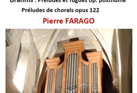#EVENEMENT: L'organiste et compositeur international Pierre Farago sera présent le dimanche 11 décembre pour…